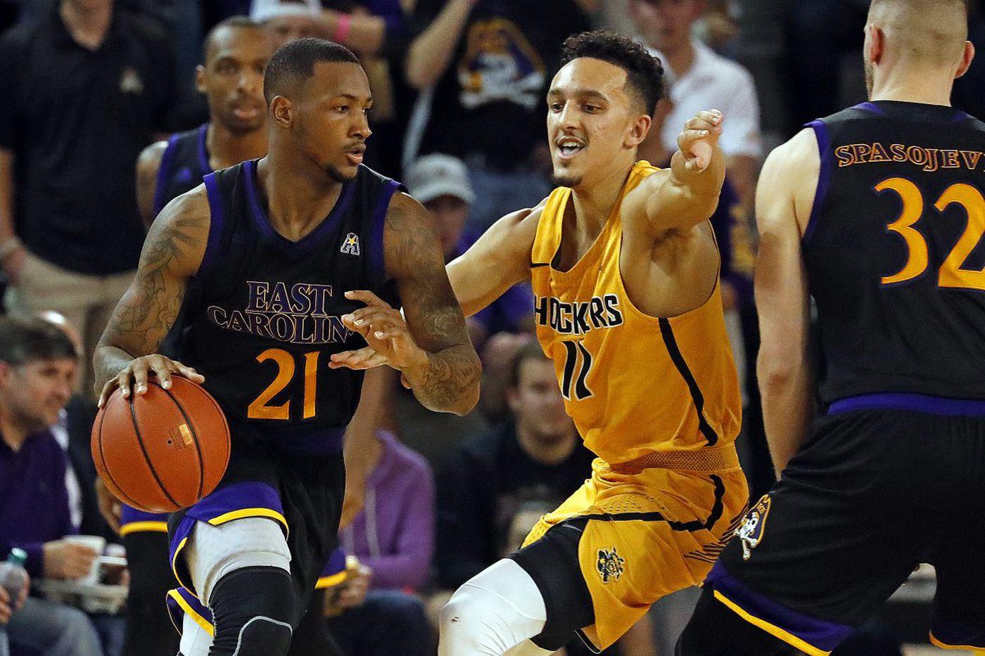 St. John's-Villanova, Temple-East Carolina, La Salle-George Washington: Wednesday's local college basketball