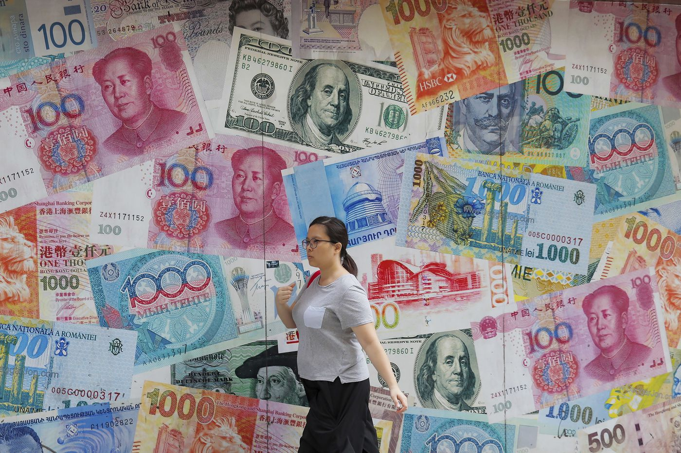 China's renminbi move shows they are hunkering down, ready for a long trade war
