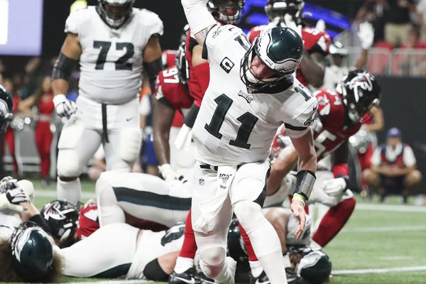 Sports betting: Vegas Vic ain't Lion with this troubling Eagles trend | Week 3 picks