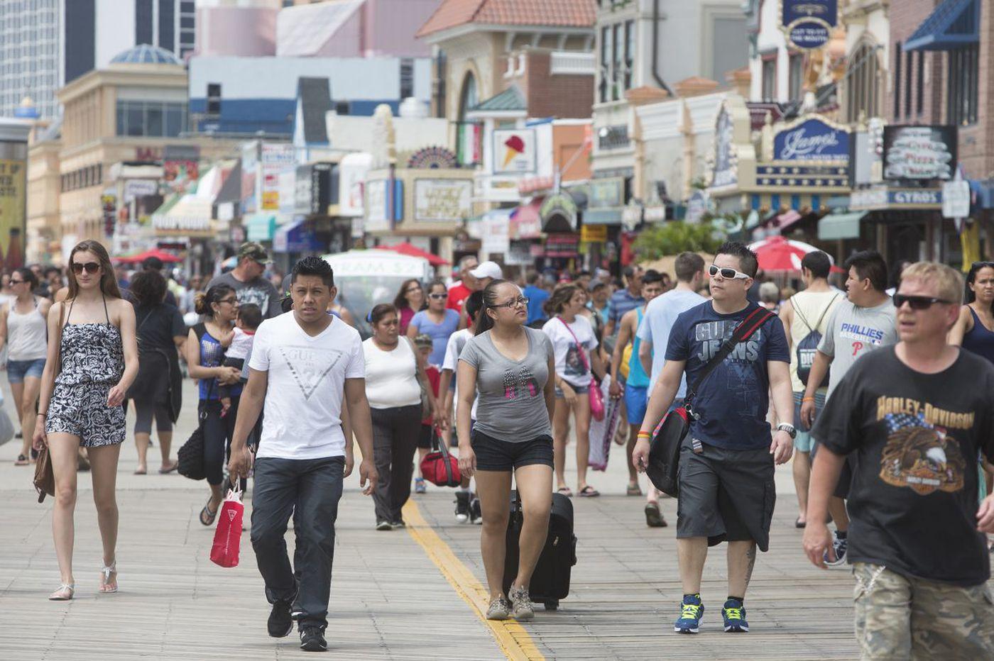 Judge halts Christie's Atlantic City police layoffs
