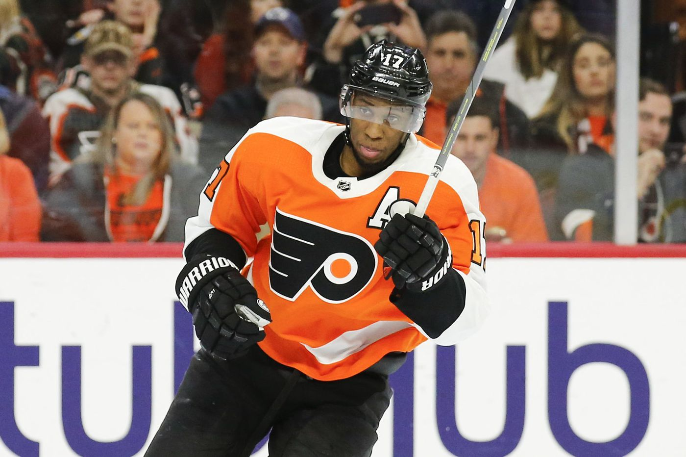Will Flyers deal Wayne Simmonds at NHL draft?