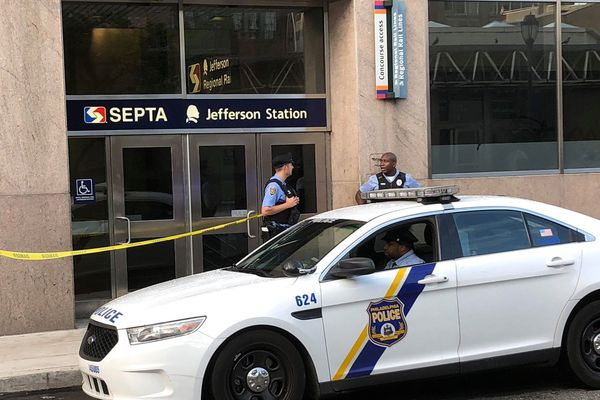 Man stabbed to death at SEPTA's Jefferson Station