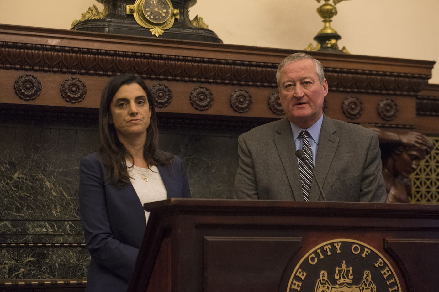 Philly ends year with highest budget surplus in a decade but 'unlikely' to save it