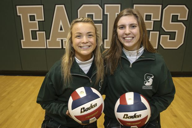 Bishop Shanahan girls made more special volleyball moments in 2018