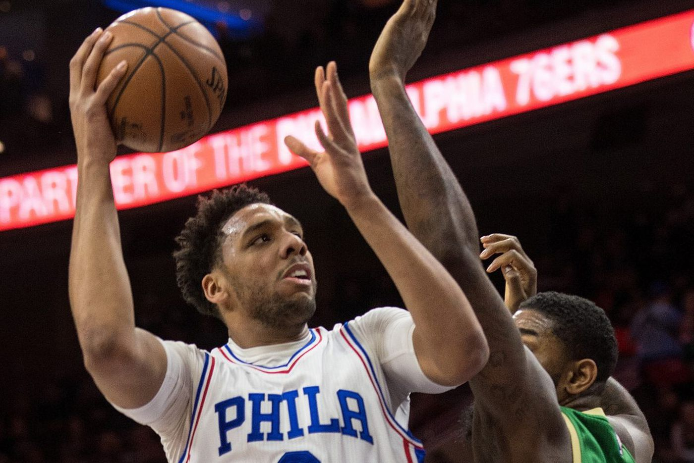 Jahlil Okafor to get every chance to play while being shopped by Sixers
