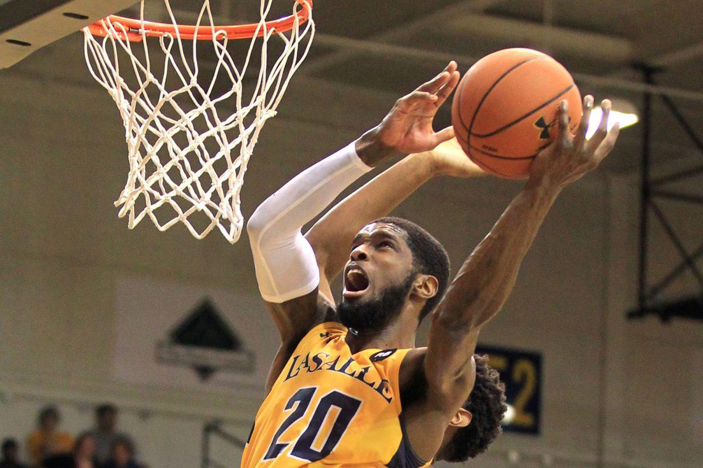 Johnson leads La Salle over Dayton on Senior Night