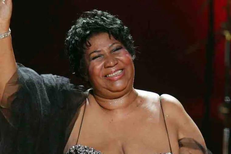 Aretha Franklin: Hospitalized, but no official explanation.
