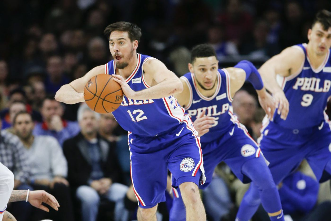 Sixers embody the idea of brotherly love