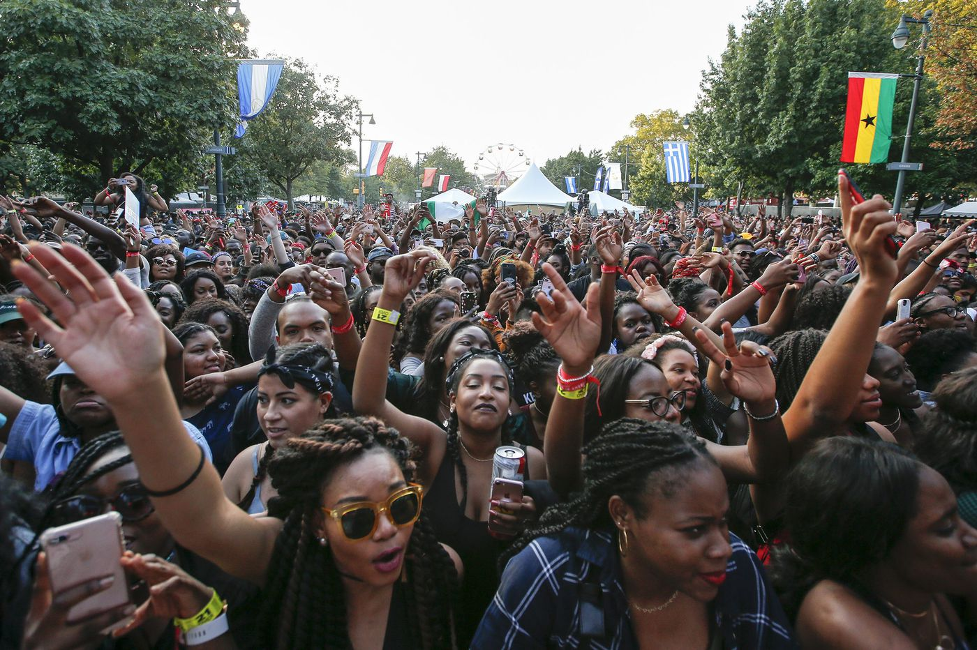 Made in America staying on the Parkway is a win for Jay-Z, and for Philadelphia