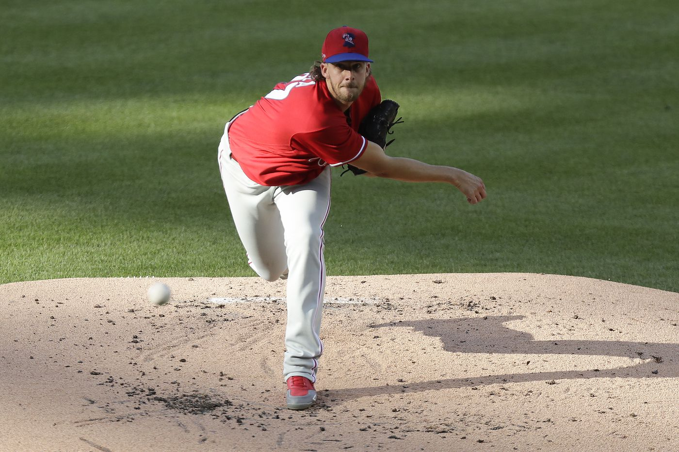 Phillies' Aaron Nola on track for opening day after exhibition start against Nationals