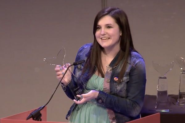 North Wales teen wins international award for activism in mental health