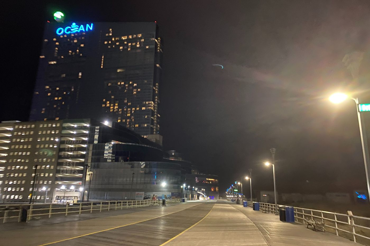 Relief and fear as Atlantic City's casinos shut down for fifth time in history