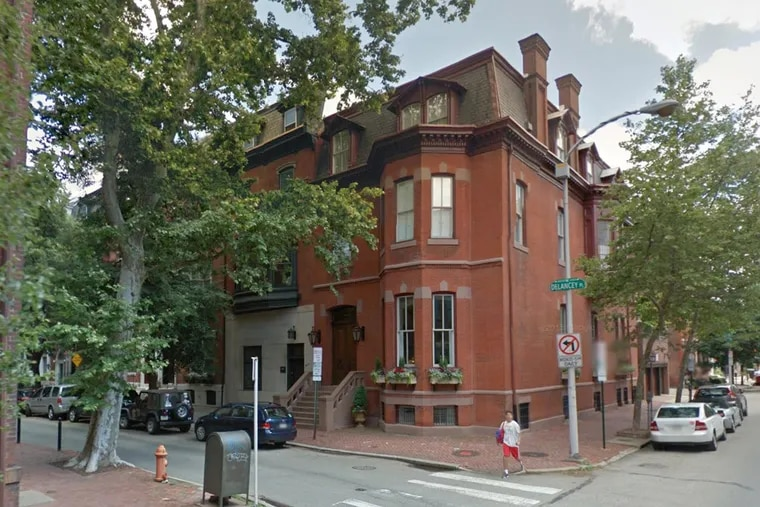 The $4.45 million sale of 2036 Delancey Place in late September broke the previous record of $4.2 million that developer Bart Blatstein paid for the McIlhenny Mansion at 1914 Rittenhouse Square in 2013.