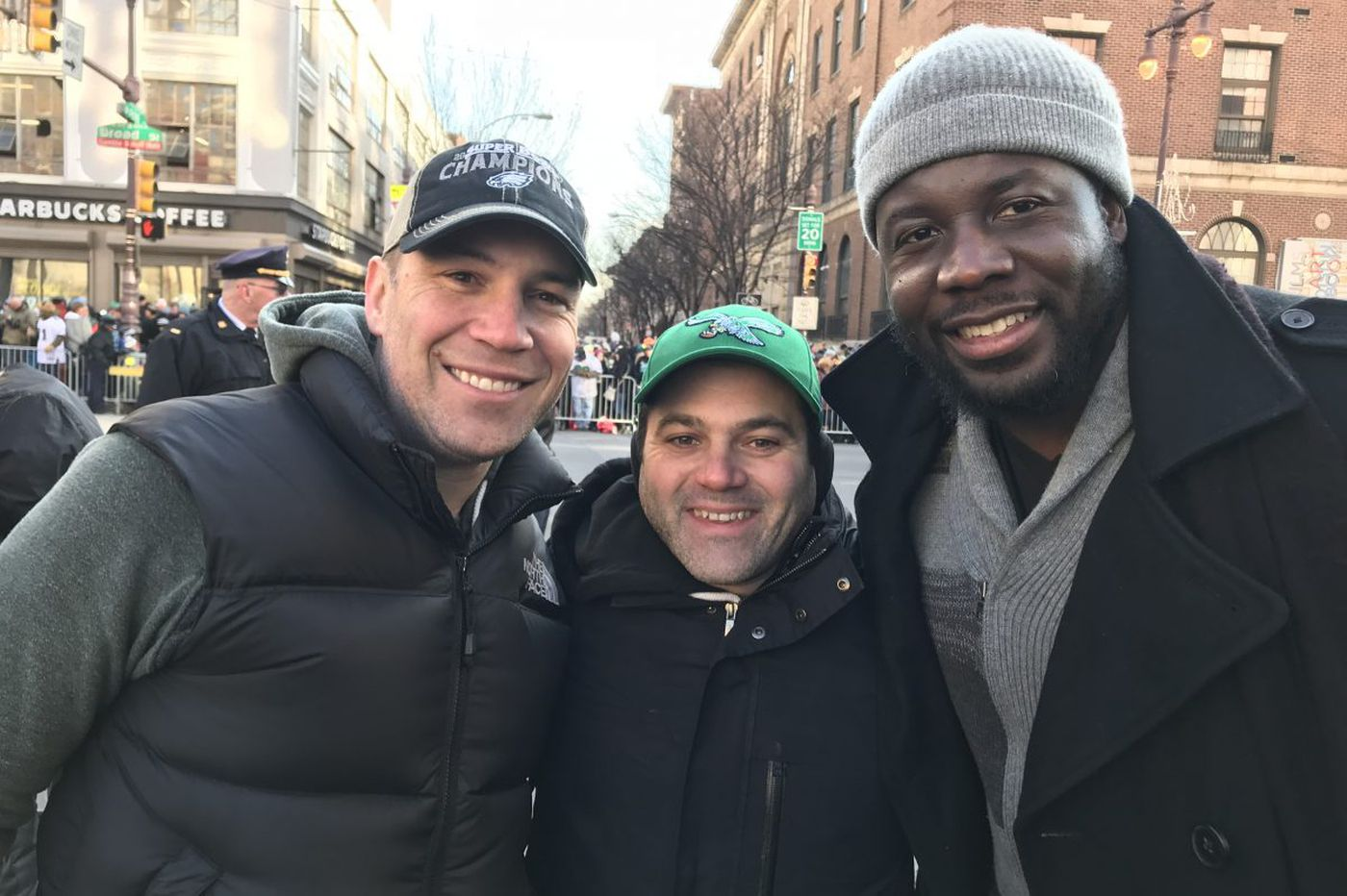 For Philly, this Super Bowl parade knocked the chip off our shoulders. Or did it? | Maria Panaritis