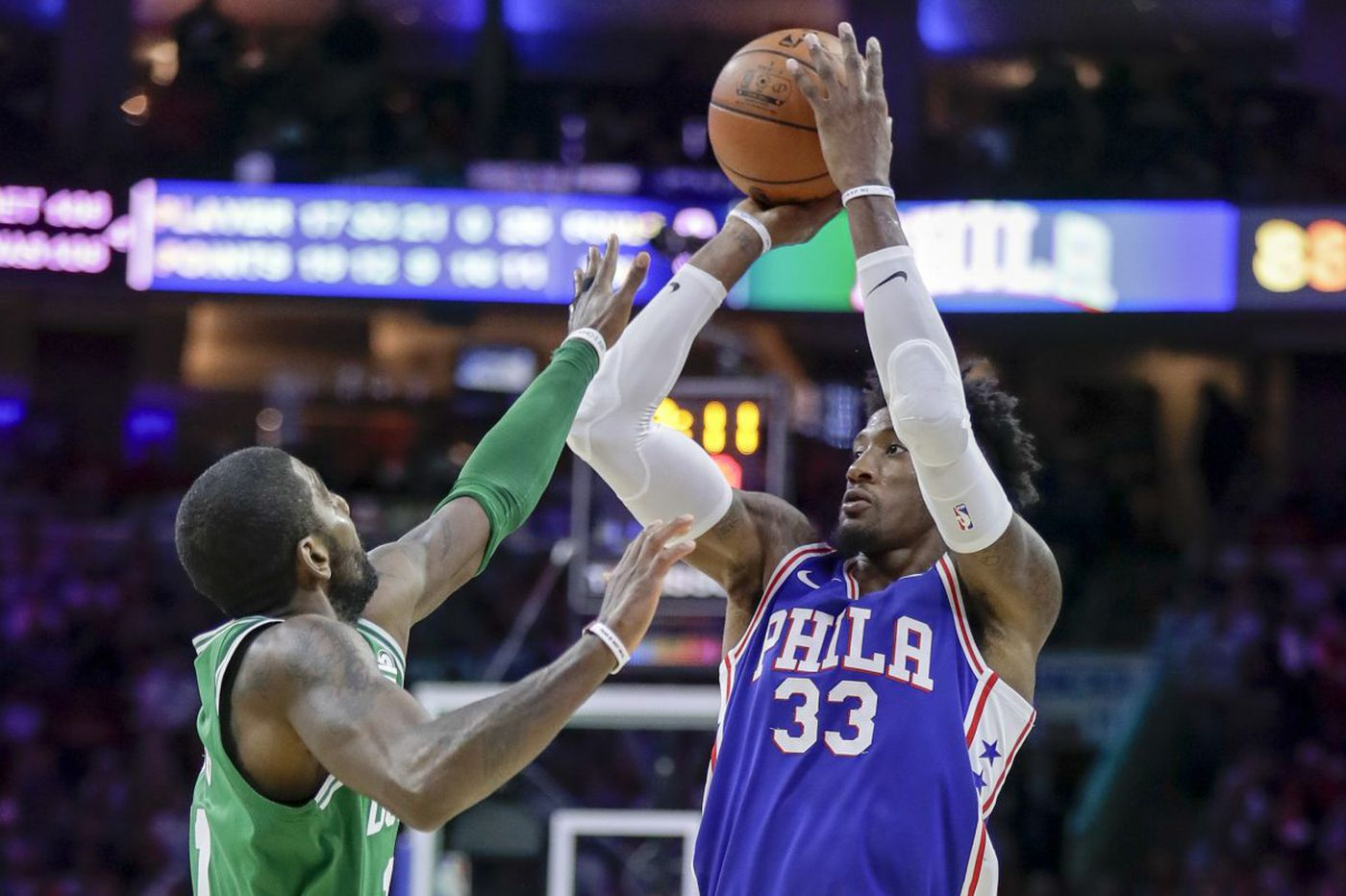 Sixers chat replay: Keith Pompey talks London, Markelle Fultz and more