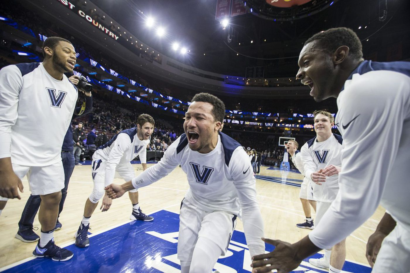 Jalen Brunson has evolved into a national player of the year candidate