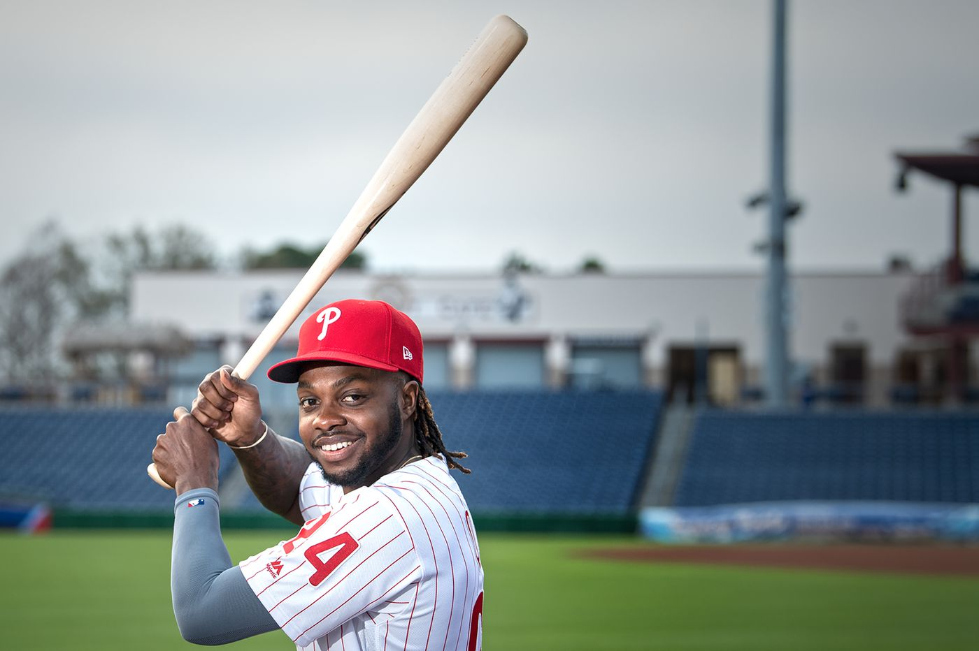 Survivor: Phillies outfielder Roman Quinn rode out Hurricane Michael in his Florida panhandle home | Bob Brookover