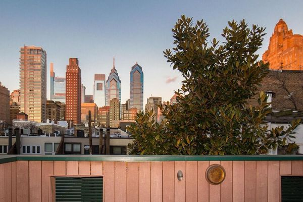 On the market: Million-dollar views and two-car parking in Rittenhouse Square