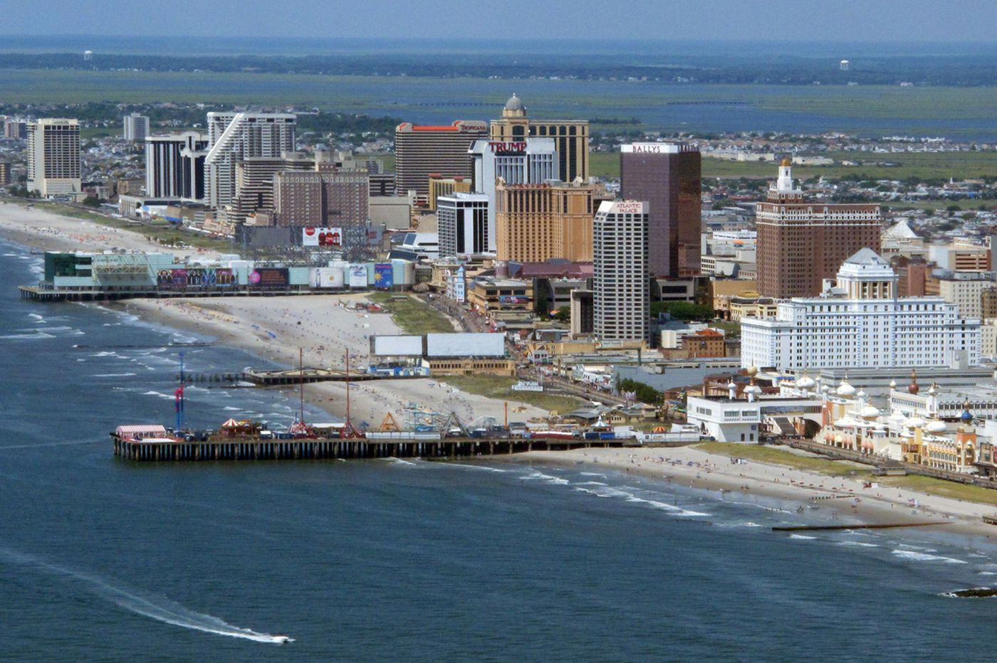 Sweeney proposes to allow 2 North Jersey casinos