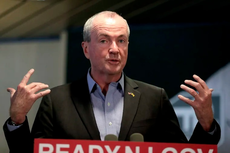 """Gov Murphy in November. In a statement Tuesday, he said he commended Brennan for """"the courage, bravery, and leadership she showed in telling her story."""""""