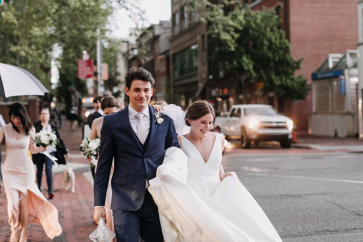Philadelphia weddings: Bridget McGeehan and Matthew Habermann
