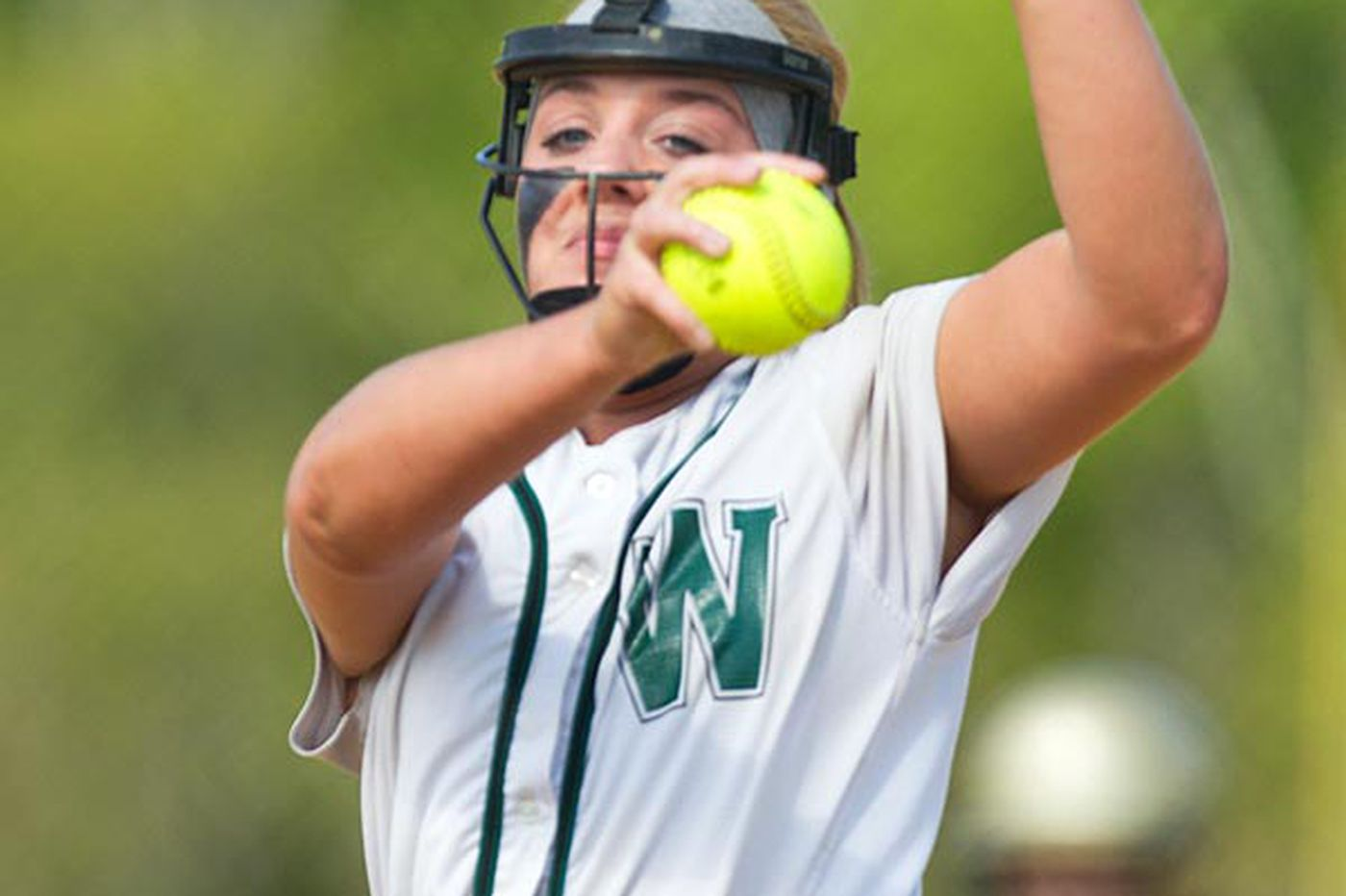 Winslow pitcher gets mind in gear