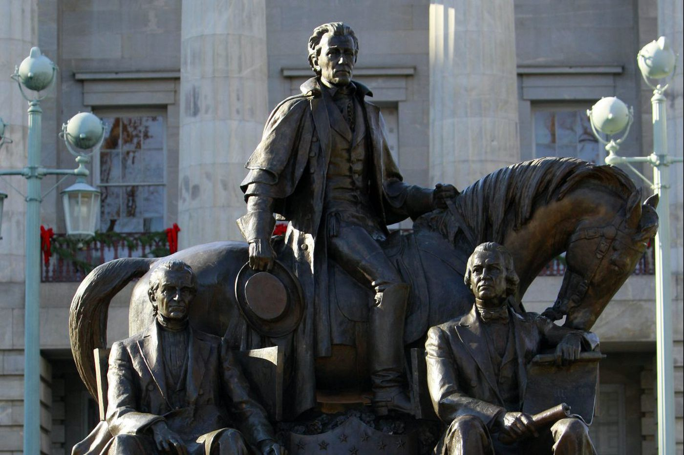 Andrew Jackson, father of a nationalism that plagues U.S. today