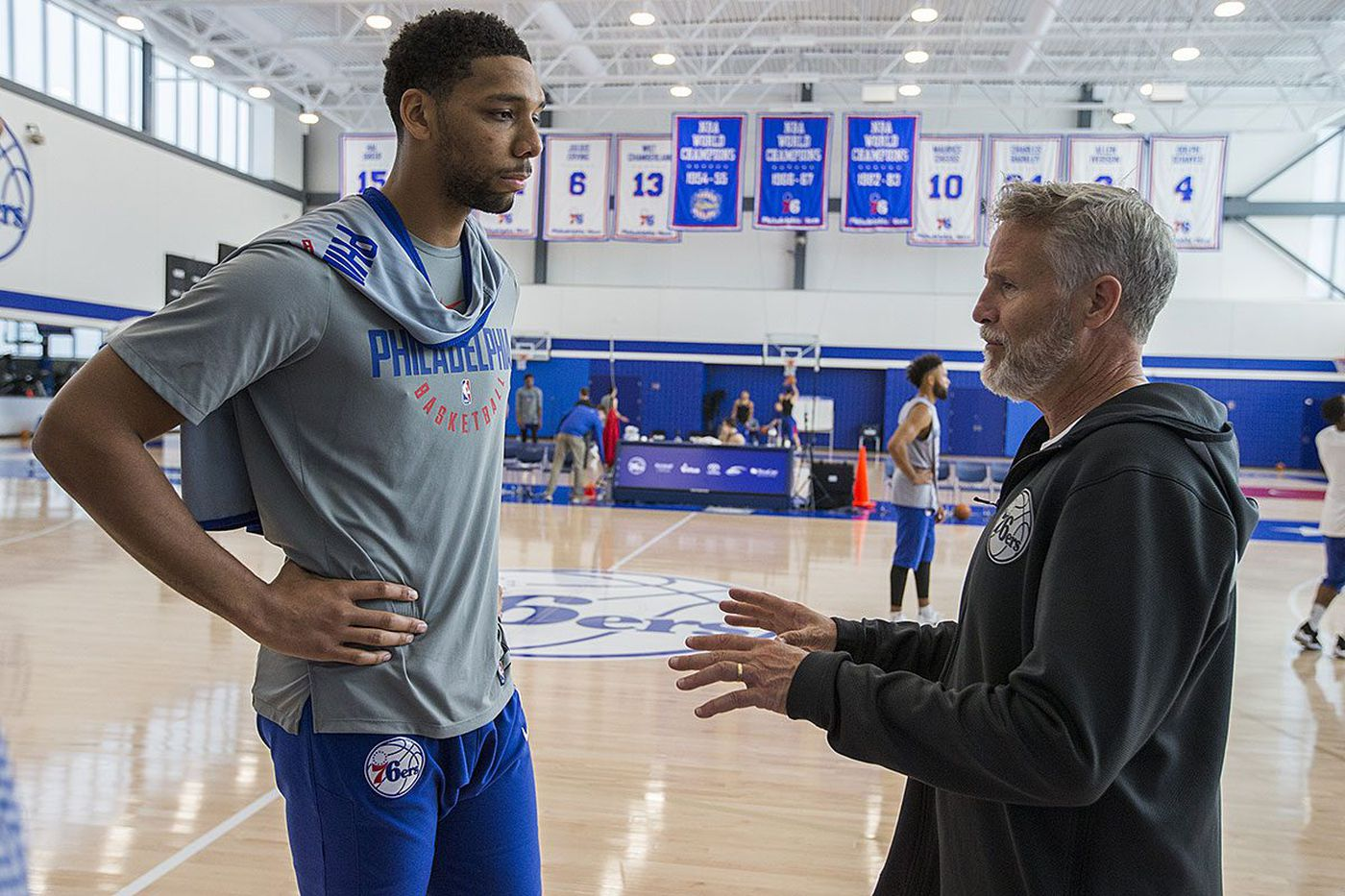 Maybe the Sixers should keep Jahlil Okafor   Keith Pompey