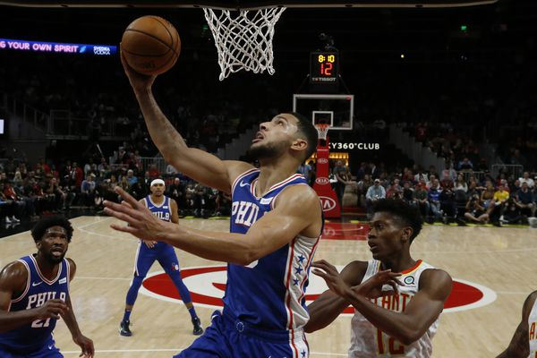 Sixers overcoming lack of rhythm in 3-0 start