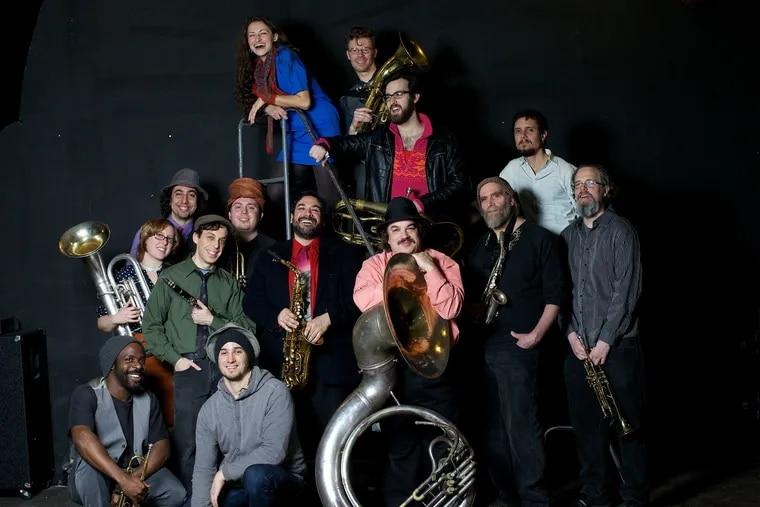 The West Philadelphia Orchestra