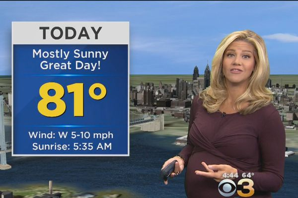 Meteorologist Katie Fehlinger leaving CBS3 after eight years