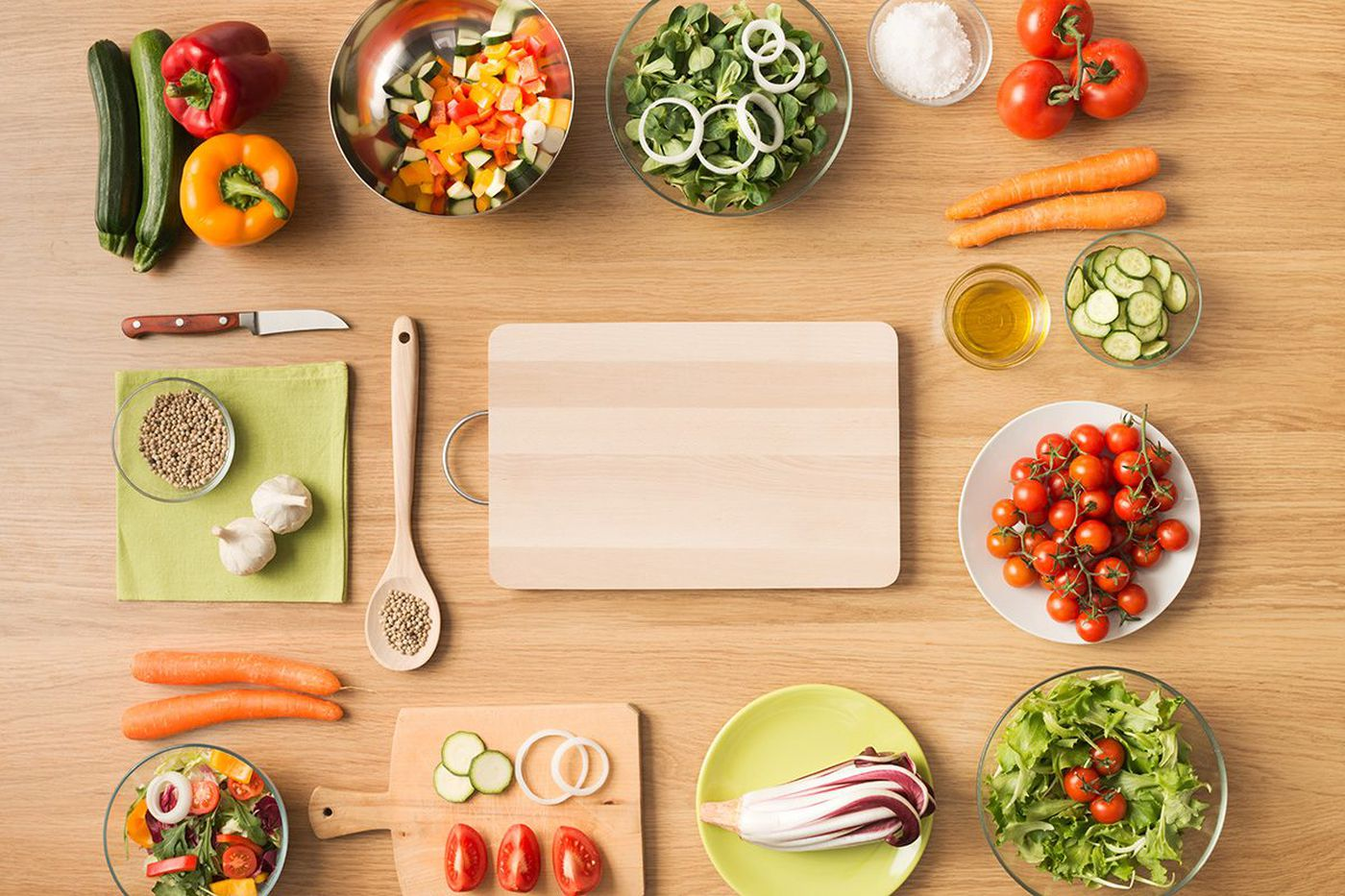 Q&A: How to become a vegetarian