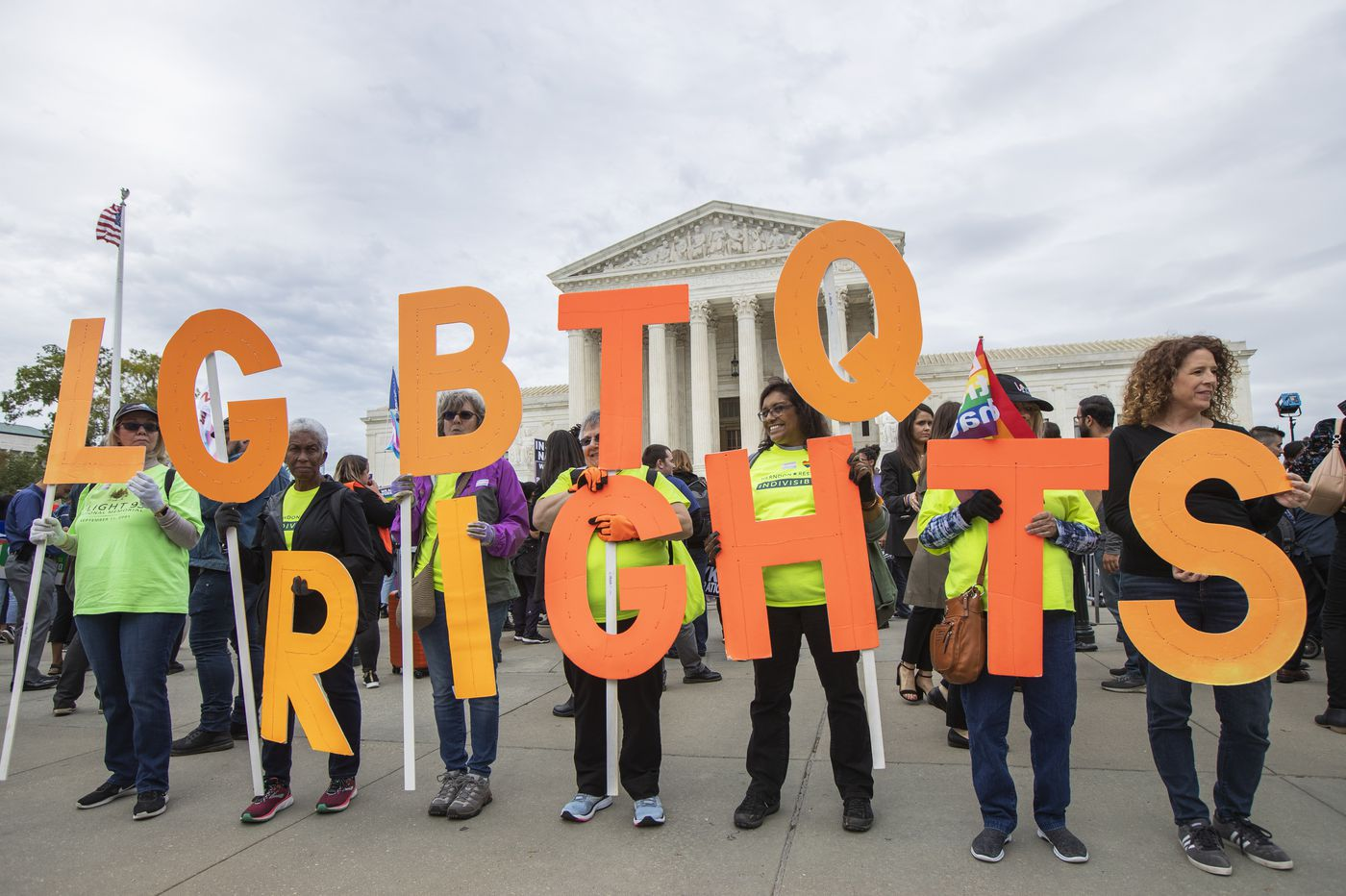 Supreme Court decision a civil rights victory for LGBT employees | Editorial