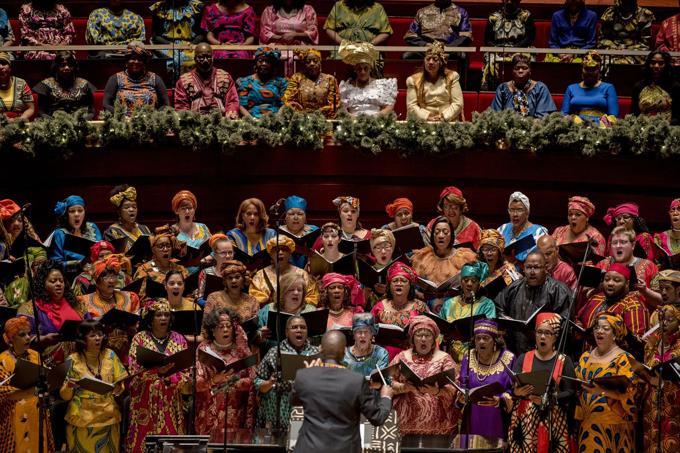 'I got on my shoutin' shoes': Soulful Christmas gathers the region's best gospel choirs