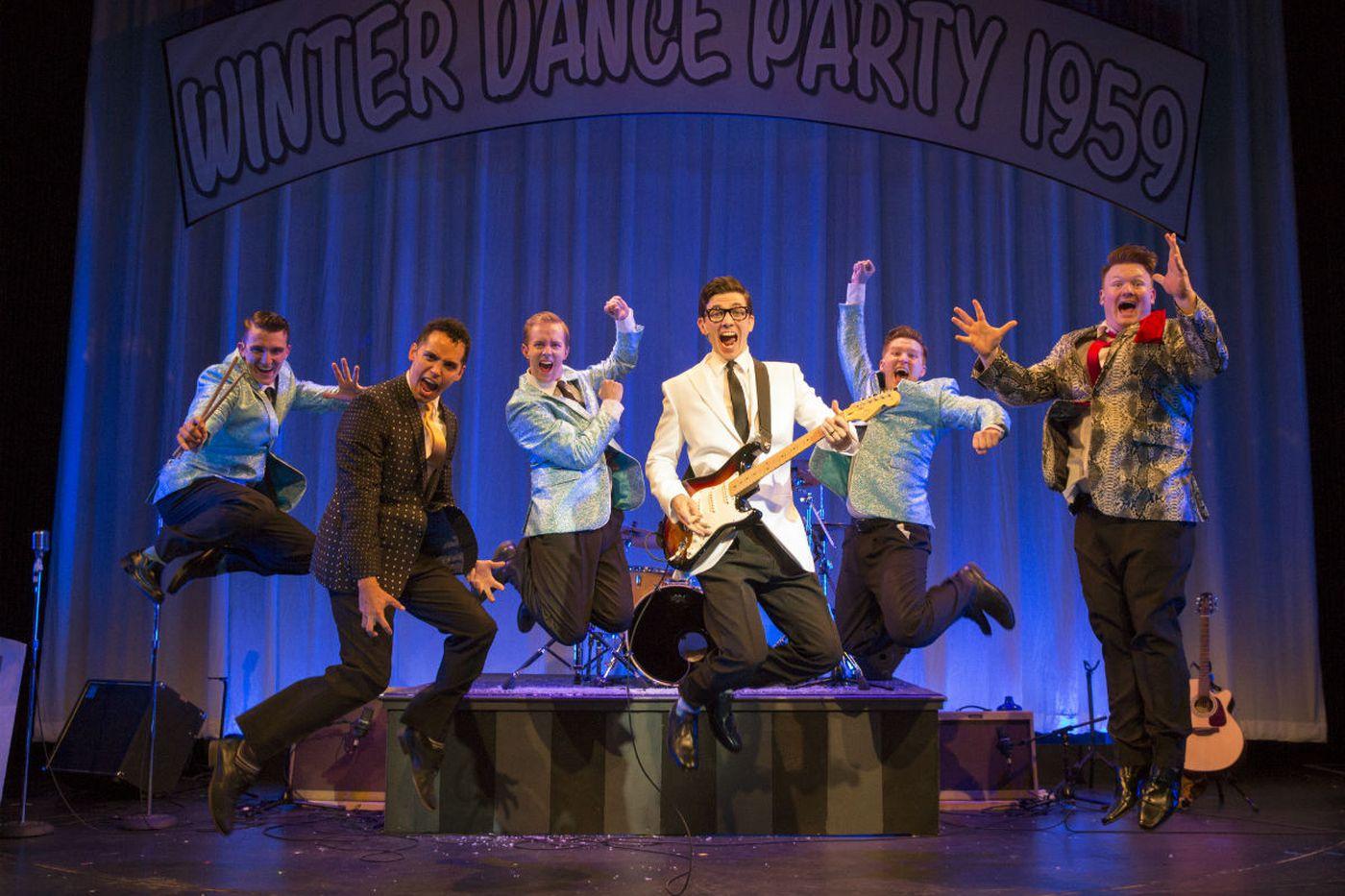 'Buddy Holly' at Bucks County Playhouse: Delightful, persuasive bio-musical