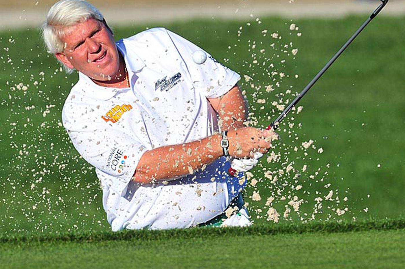 Daly says PGA Tour's drug-testing policy 'a joke'
