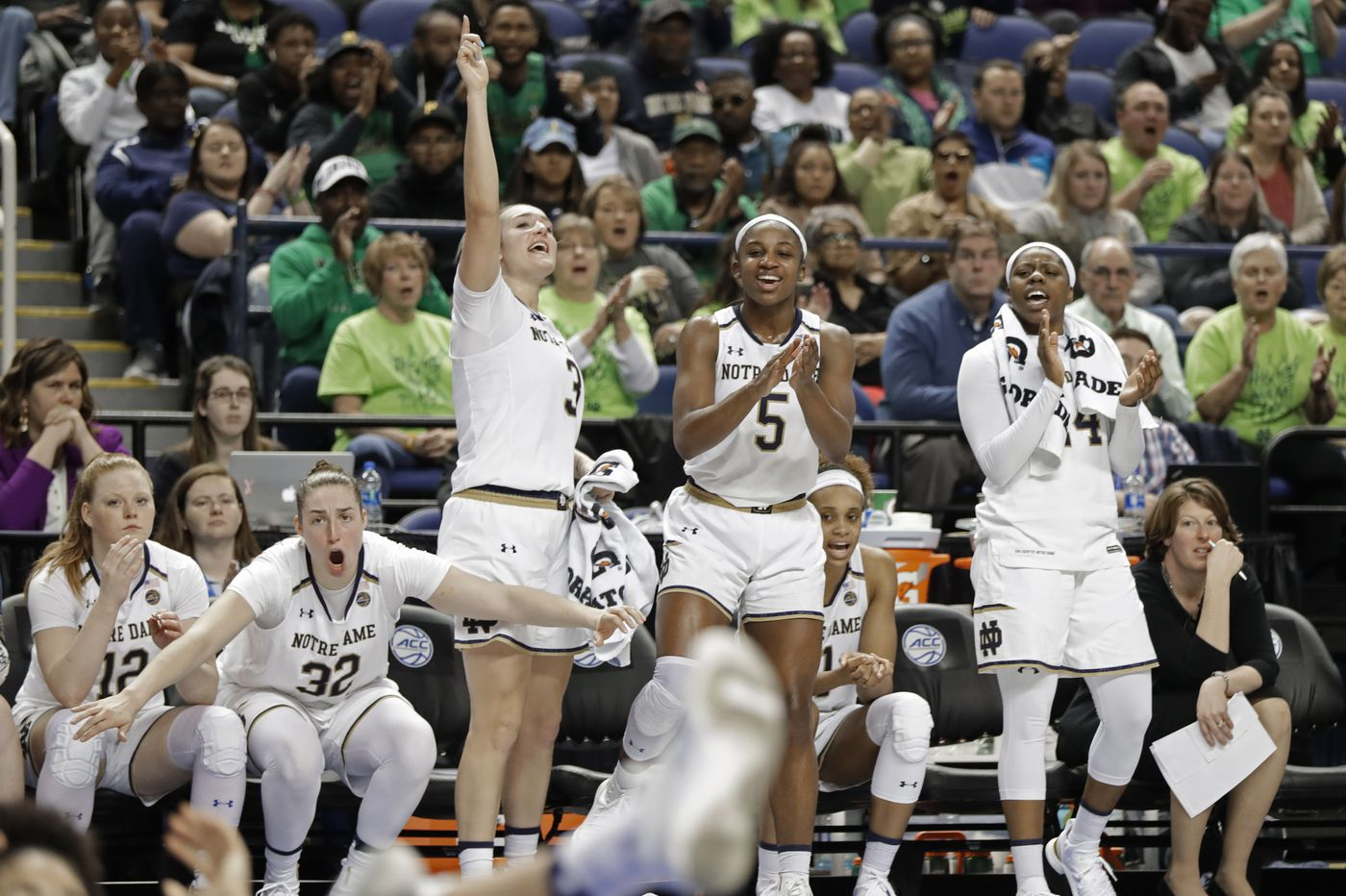 NCAA women's tournament bracket set following early leak