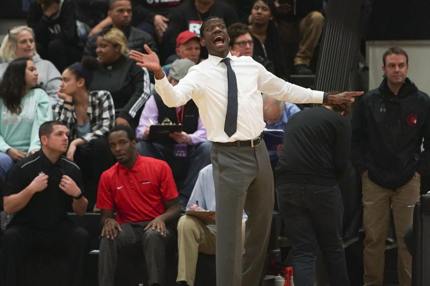 Chuck Moore resigns as Coatesville boys' basketball coach