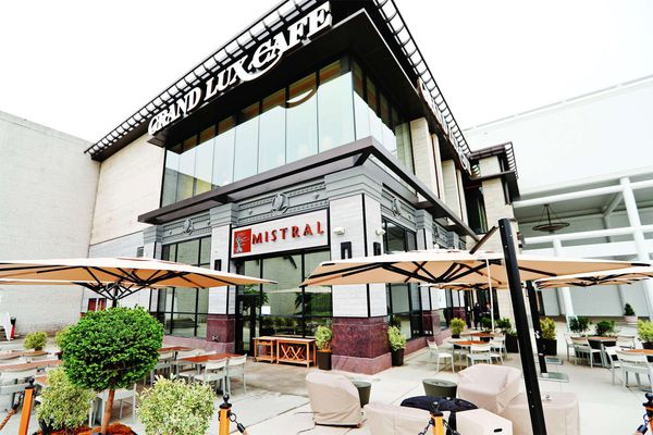 Mistral's high-minded concept is deliciously translated to King of Prussia Mall