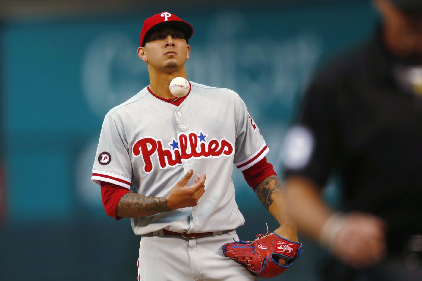 Road-weary Phillies lose another game - and Aaron Altherr