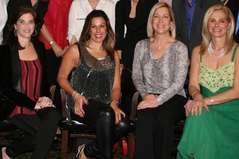 (From left) Lori Marcus, Patti Zajick, Sheila Matthews, Randy Goltz, founders of Quad656, now part of SolomonEdwardsGroup
