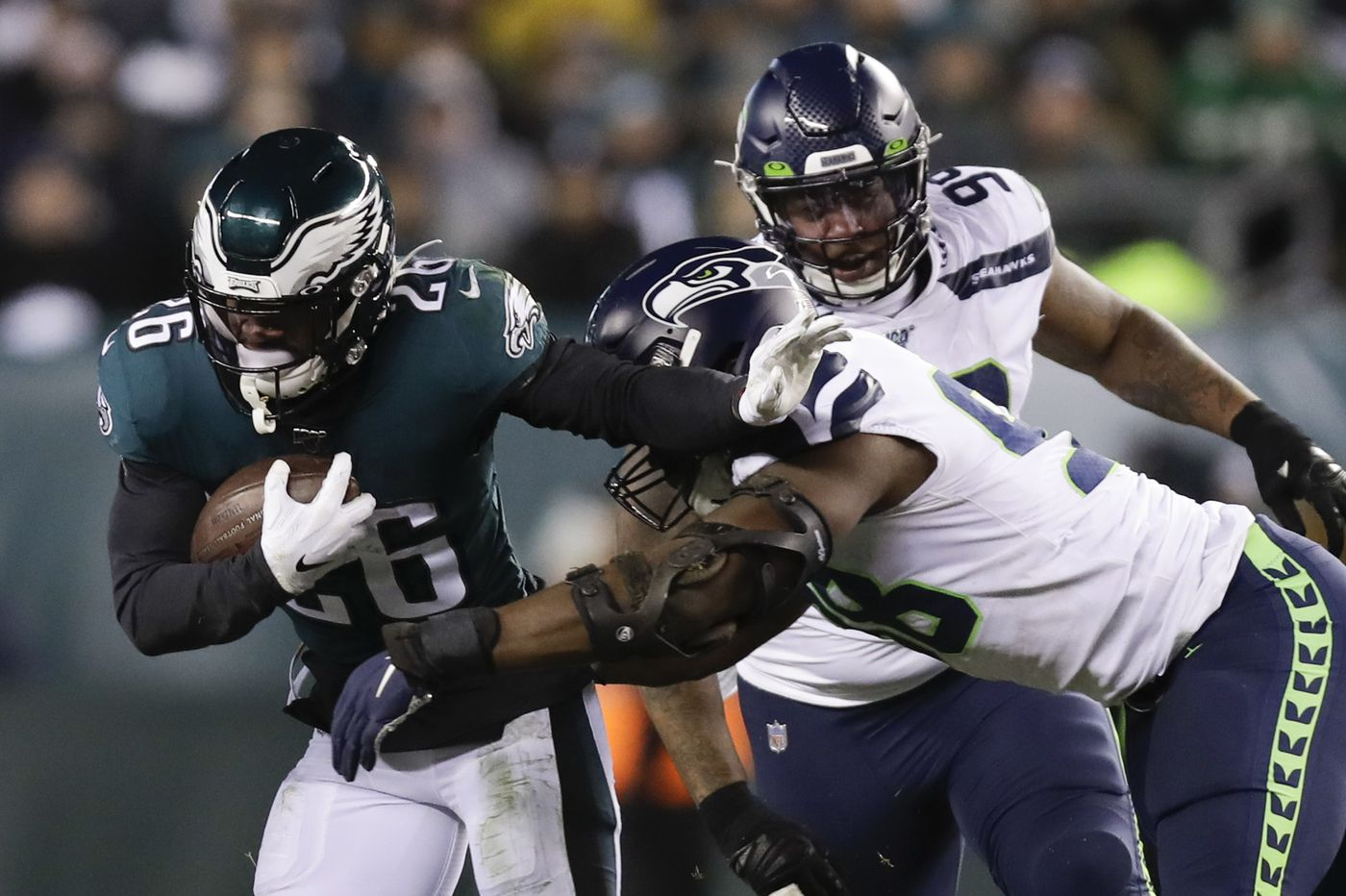 Miles Sanders is set to return for Eagles-Rams game, but will he be on a play count?