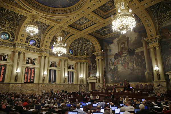 Of women's rights in the Pa. legislature   John Baer