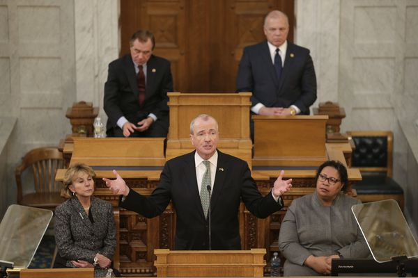 N.J. Gov Phil Murphy calls for 'millionaire's tax' in budget address