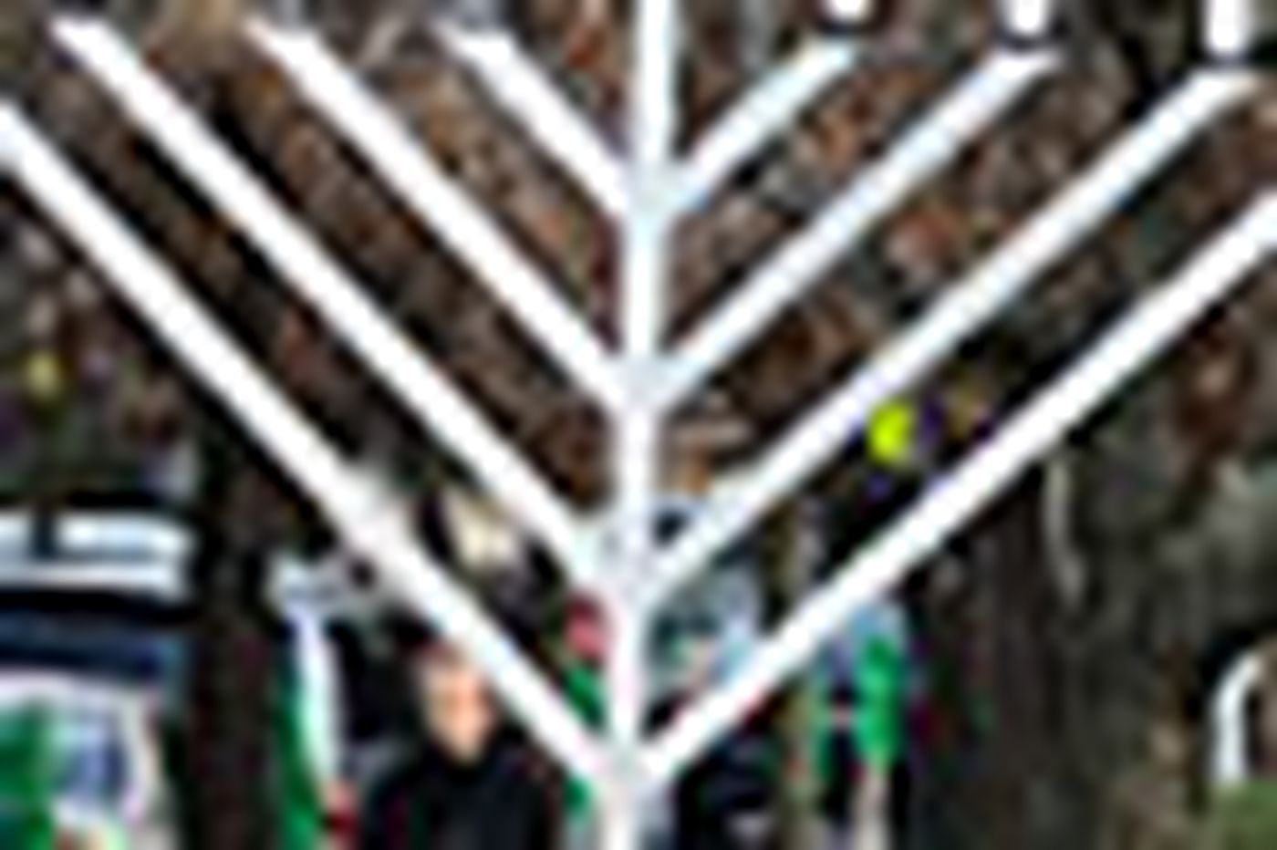 Menorah stolen from Haddonfield park is replaced