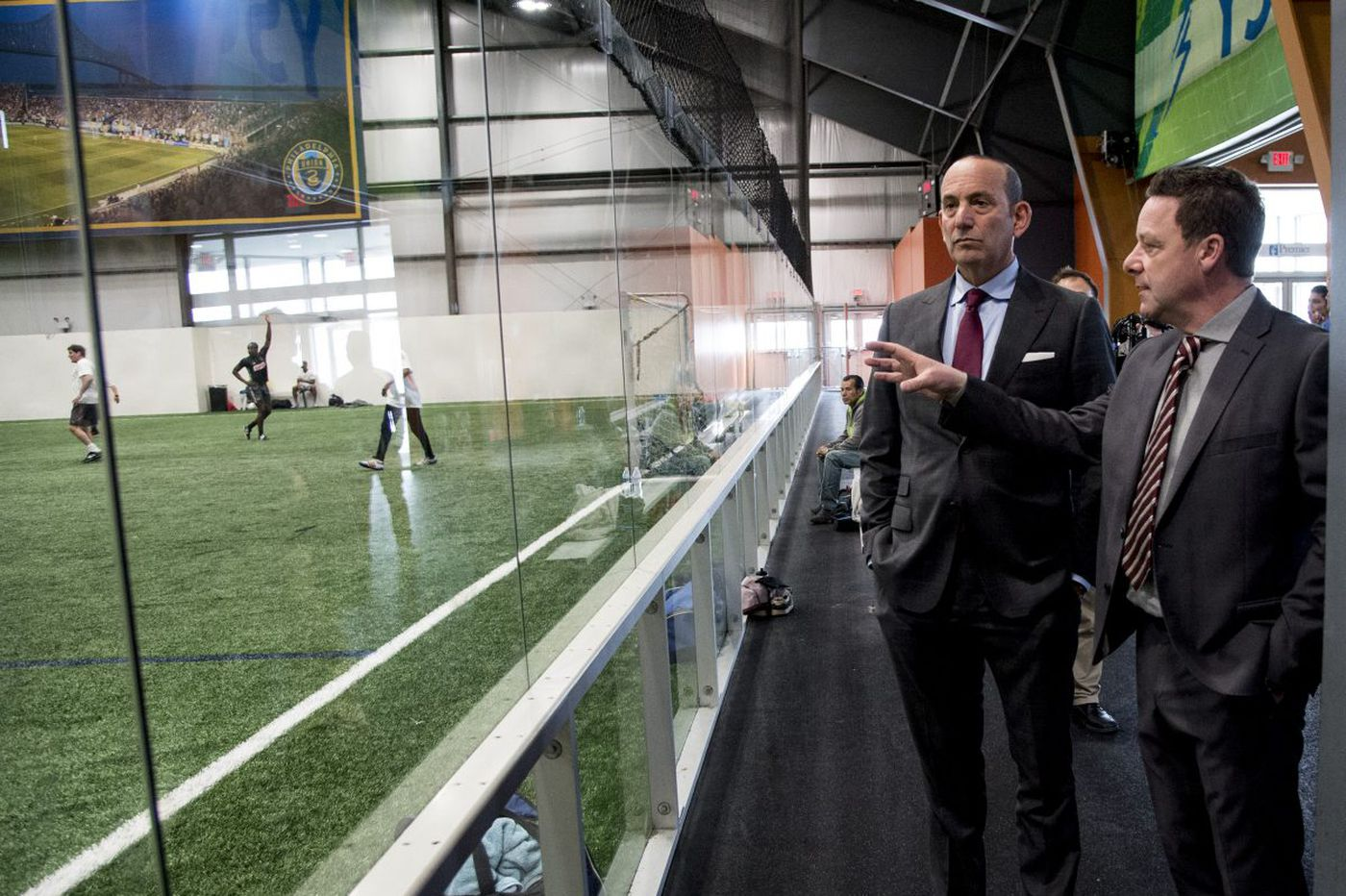 Union academy director Tommy Wilson helps lay groundwork for new MLS youth league