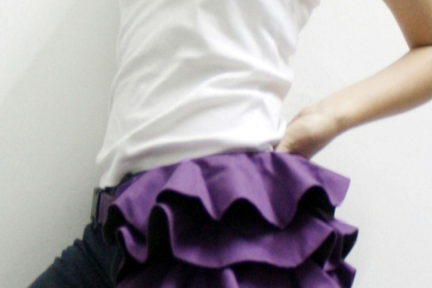 This fanny pack could serve even when you're dressed up