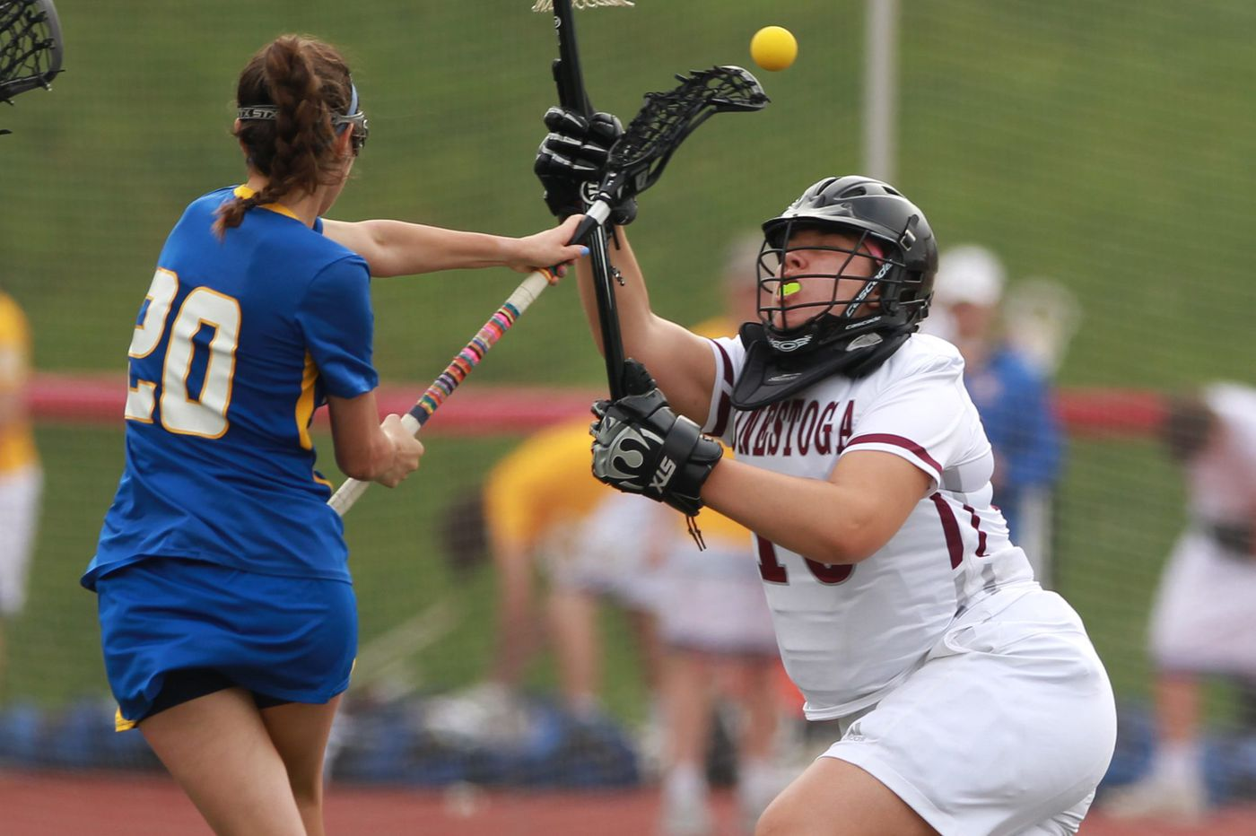 Saturday's Pa. roundup: Springfield (D) girls' lacrosse advances in PIAA playoffs behind clutch goal
