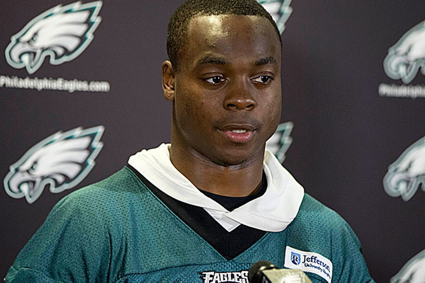 Eagles' Maclin confident after injury
