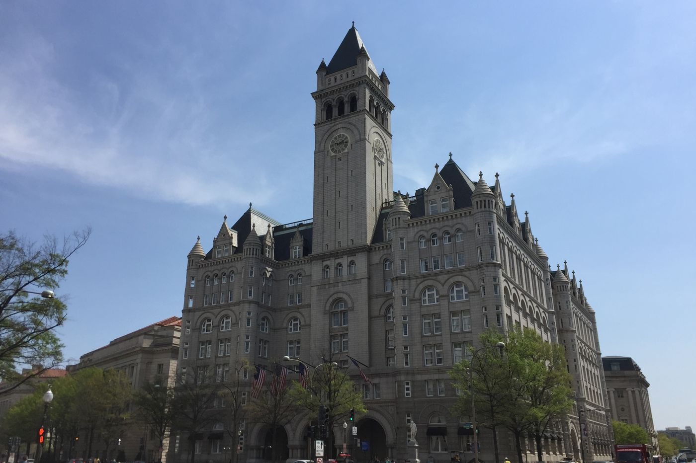 Trump emoluments' challenge to get rehearing in appeals court